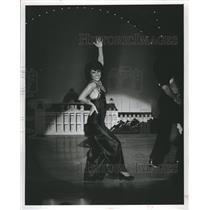 1914 Press Photo Dancer Audrey Arno - RRV08999