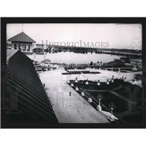 1905 Press Photo Lewis & Clark Exposition Birdseye View - orb28230