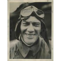 1925 Press Photo New Photograph of Lt Col James E Fechet Commanding Air Station