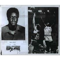 Press Photo Henry Ward of the San Antonio Spurs - orc06339