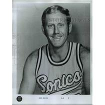 Press Photo Don Kohis, 6'6, F, Seattle Super Sonics - orc10833