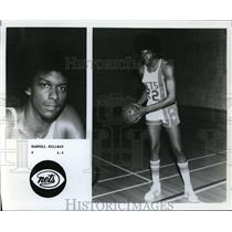 1978 Press Photo Darnell Hillman, his younger years as he plays for the Nets