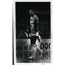 1978 Press Photo Calvin Murphy - orc00113