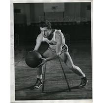 1948 Press Photo Rollie Hamer guard from Eugene - orc09777