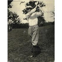 1921 Press Photo Joe Kirkwood, Australian golfer - net31503