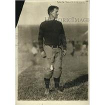 1918 Press Photo Football coach Robert C Foliwell - net31632