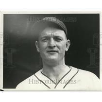 1936 Press Photo Joe Becker - orc04389