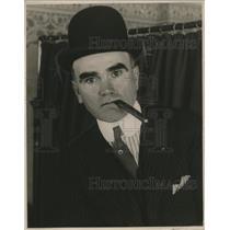 1917 Press Photo Spider Kelly former pugilist boxer of California - net32676