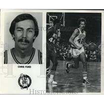 1979 Press Photo Chris Ford, Boston Celtics - orc10061