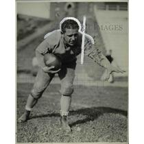 1928 Press Photo Paul Hutchinson, U of Idaho Halfback - orc14006