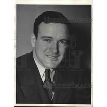 1934 Press Photo Joe Cronin, new Boston Red Sox baseball team manager - sps01316