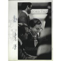 1984 Press Photo Former Dallas Mavericks basketball player, Ralph Drollinger