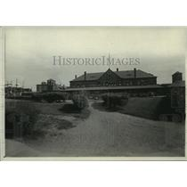 1917 Press Photo Spokane Train Depot - spx15932