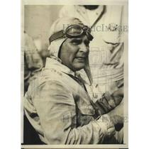 1929 Press Photo Ray Keech wins $40K for his victory in Indy 500 Race