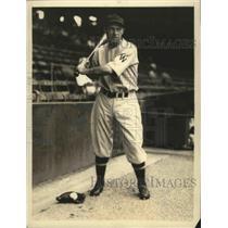1933 Press Photo Dick Kerr, utility infielder, Washington Senators - sbs03310