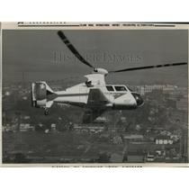 1963 Press Photo Pathfinder, Helicopter Made by Piasecki Aircraft Corporation