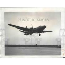 1949 Press Photo Martin P4M-1 Mercator taking off from Martin Airport