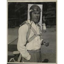 1930 Press Photo Warren Smith, Test Plane Pilot - neo05603