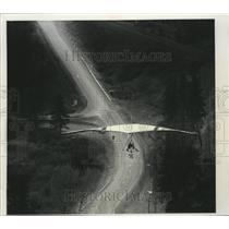1980 Press Photo Jade Halcomb, glider - spa52493