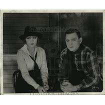 "1920 Press Photo William Fox Presentation ""Buck Jones"" -Forbidden Trails"