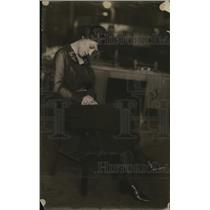 1921 Press Photo Symptoms of Sleeping Sickness - neo03342