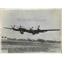 1946 Press Photo Super Bomber New B-50 Known as Wright Field Test Section XB-44