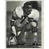 1979 Press Photo Seattle Seahawks football player, Robert Hardy - sps04096