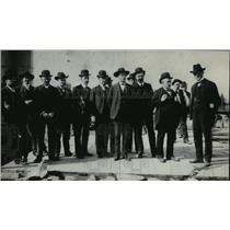 1907 Press Photo Spokane City Commissioners, Spokane, Washington - spx17970