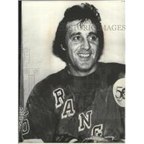 1975 Press Photo New York Rangers hockey player, Phil Esposito - sps05030