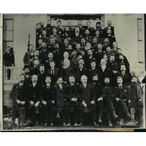 1889 Press Photo Elected Member's of Washington's First Legislature, Nov. 1889
