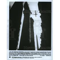 1993 Press Photo A scene from The Last African Flying Boat, on ABC. - spp09115