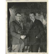 1901 Press Photo Cornelius Vanderbilt Jr. at first National Studio - nef67010