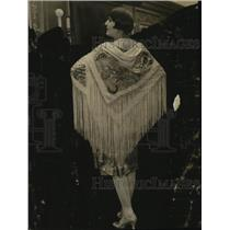1924 Press Photo NEW YORK UNKNOWN FEMALE NYC - neny21651