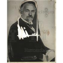 1924 Press Photo Leonid Krassin, Russian Ambassador to France - neo09430
