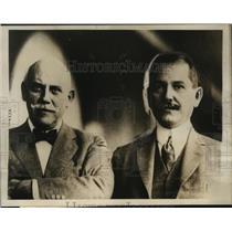 1923 Press Photo Dr Cosme De La Torriente Cuban now League of Nations president