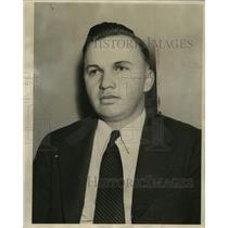 1936 Press Photo Justice Ernest Rogers in Jackson, MI Black Legion Inquiry