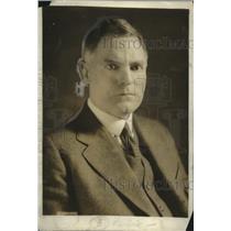 1922 Press Photo Robert Quinn president of Boston A.L. club - neo12820