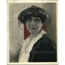 1923 Press Photo Josephine Lovett to Confer with Sir James Barrie in London