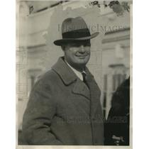 1927 Press Photo Fred Olirry Cowboy - neo13159