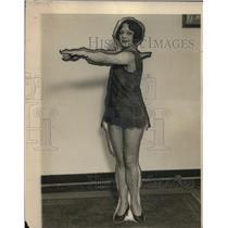 1927 Press Photo Gym - neo14427