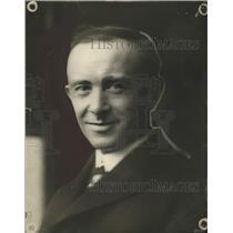1916 Press Photo Attorney H Polatsek at American Trust building - neo15030