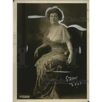 1914 Press Photo Mrs. Claude A. Swanson - neo17560