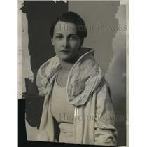 1930 Press Photo Sue Pollard daughter of VA Governor Pollard Apple Blossom Queen
