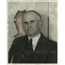 1929 Press Photo H.J. Mitchell of Huron, South Dakota - neo22035