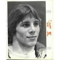 1979 Press Photo West Valley Wrestler, Todd Gaston, State Placer - sps06615