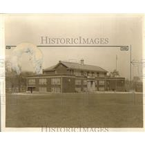 1928 Press Photo Alabama-Jefferson County High School building in Tarrant City.
