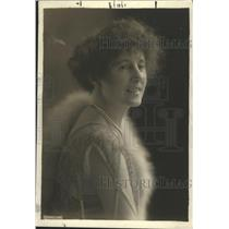 1919 Press Photo Lady Swathling - ney27951