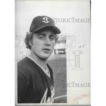 1979 Press Photo Spokane Indians baseball player, Jim Gantner - sps07015
