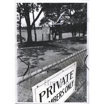 1970 Press Photo Bathing - RRW28495