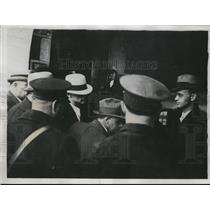 1934 Press Photo Sioux Falls, South Dakota State Prisoner Gordon Alcorn